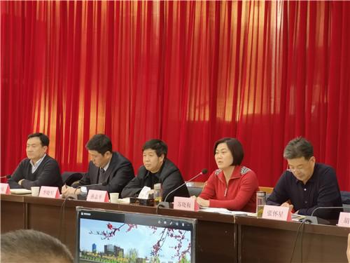 永寿籍在外创业人士代表座谈会