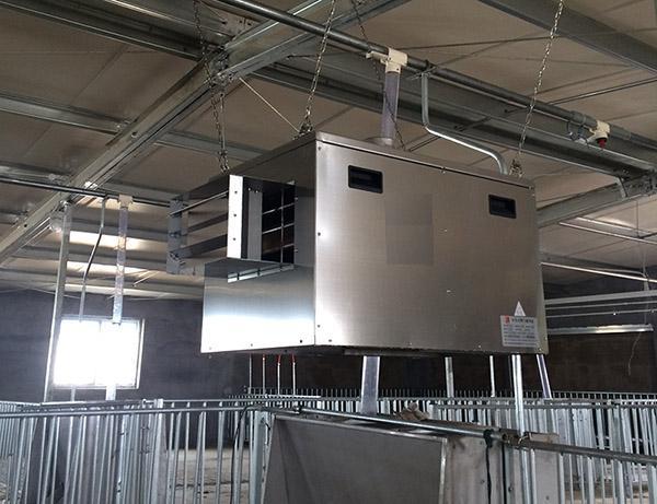 畜牧业热风机