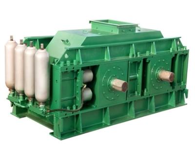 液压对辊式破碎机设备
