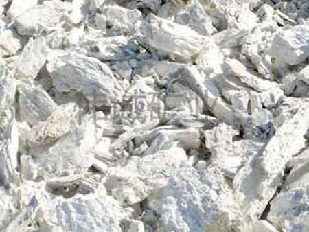 海泡石原矿