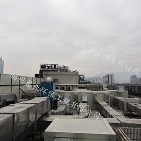 福州降噪工程處理
