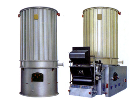 热载型体锅炉