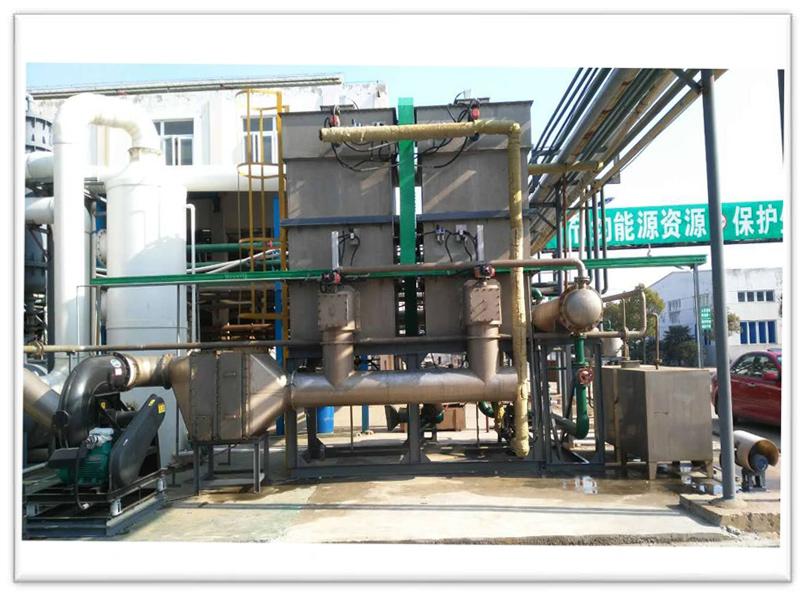 二氯甲烷废气回收