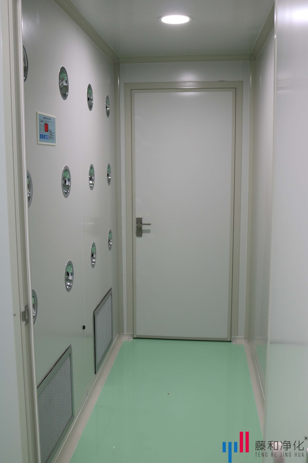 青岛实验室净化