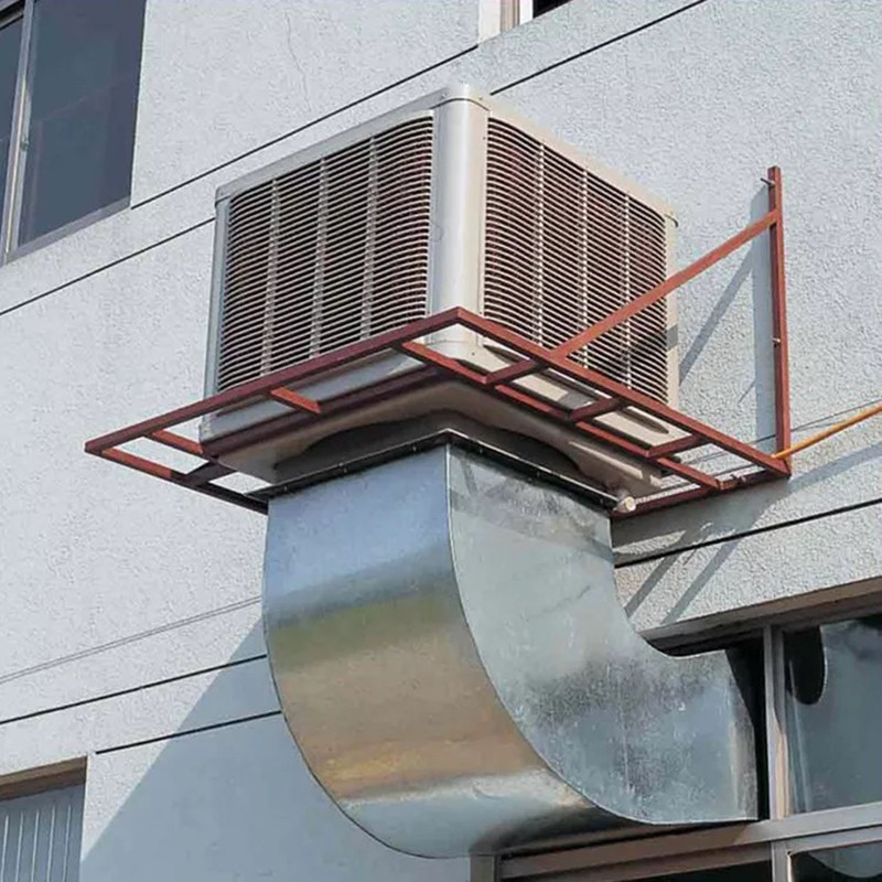 降温环保水冷风机