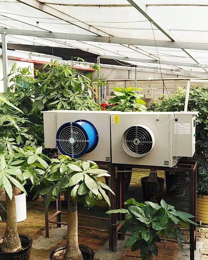 全自动电加热暖风机