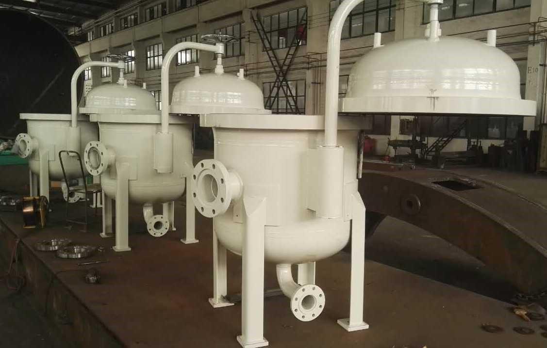 PNT結構抗水壓測試壓力容器