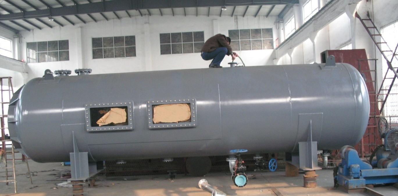 水下助推器推力特性壓力水筒