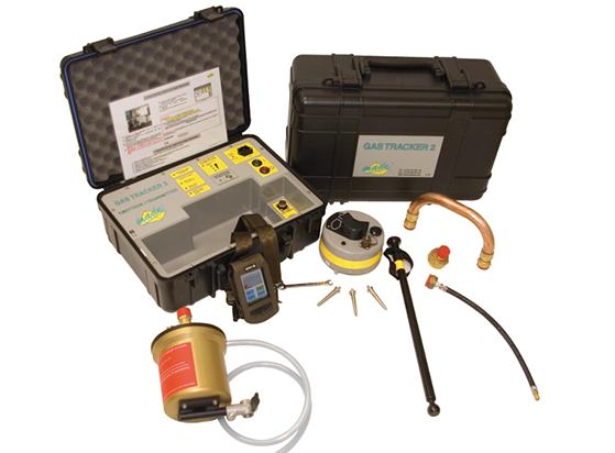 燃气PE管道检测