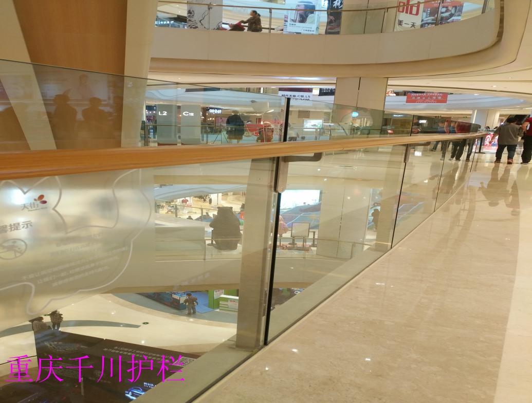 重庆玻璃护栏