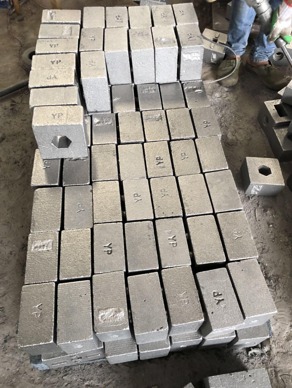 砖厂砖机高铬锤头