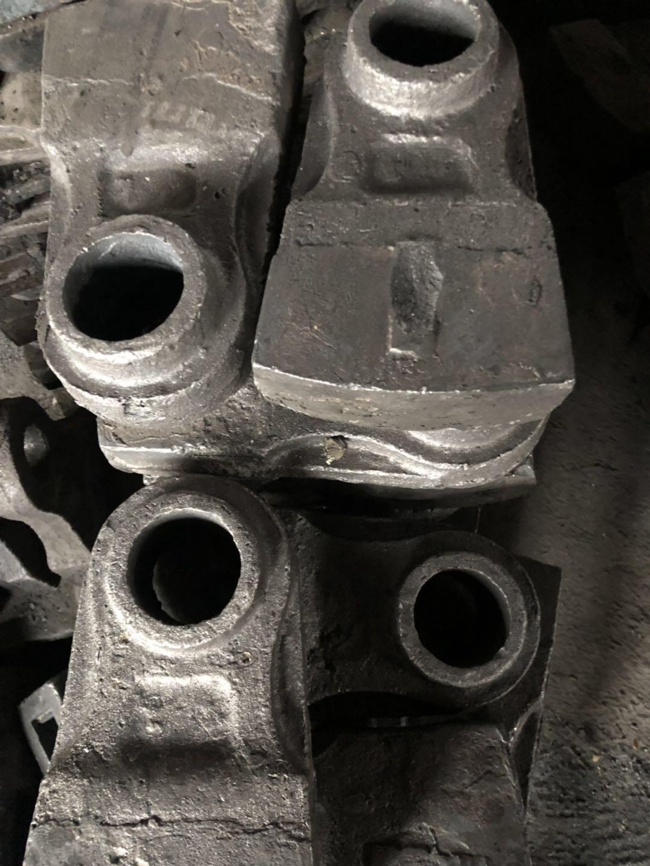 双金属热复合锤头