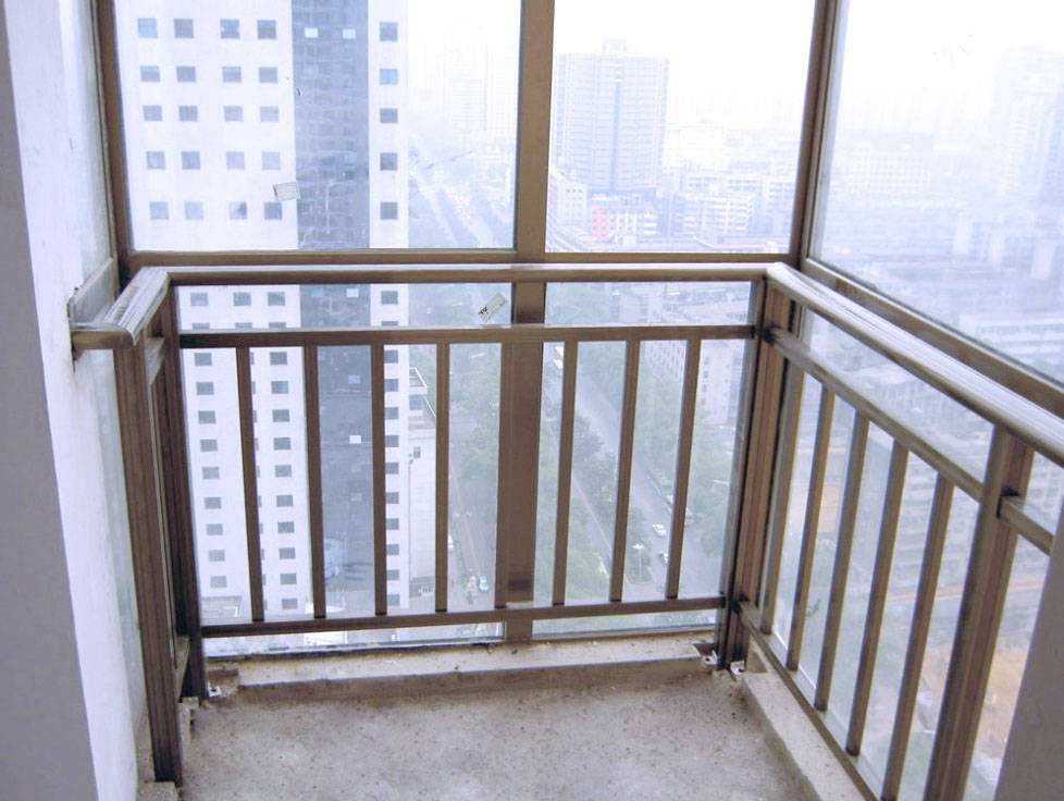 重庆阳台栏杆