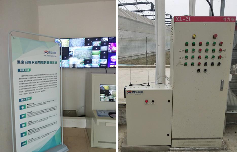 智能温室监控系统