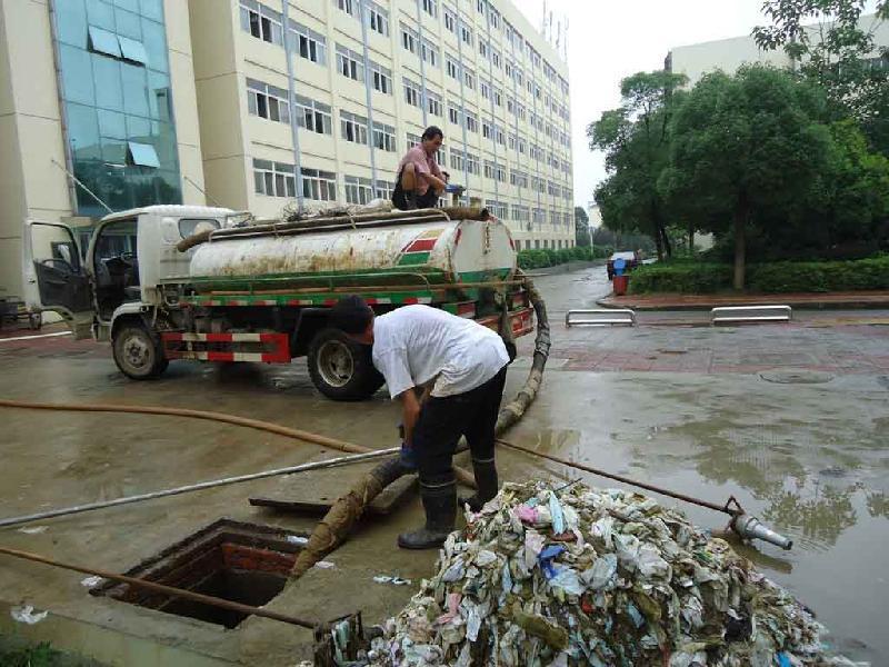 新乡清理化粪池公司