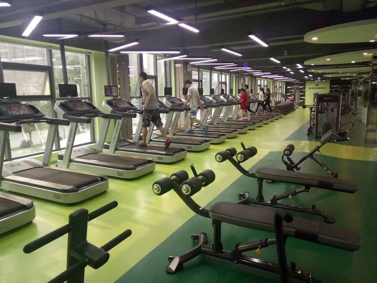 健身房施工哪家好