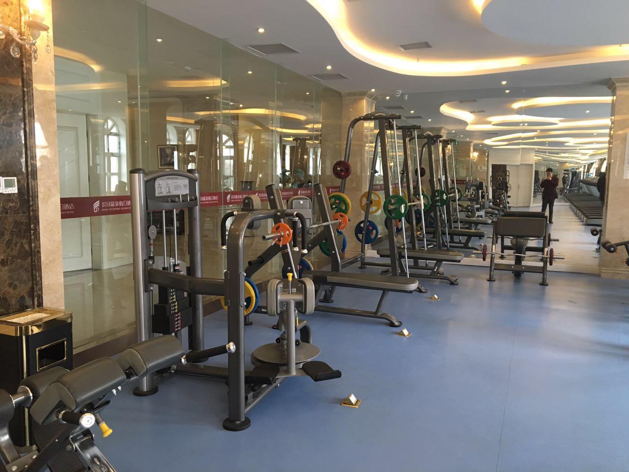 健身房配置施工