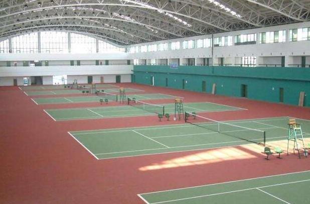 网球场施工报价