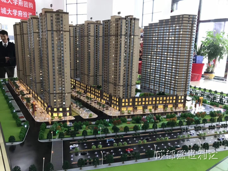 成都房地产模型