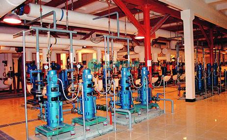 廣西熱力泵設備噪音處理