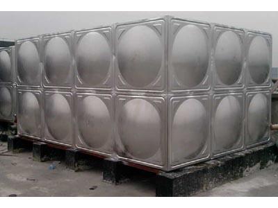甘肃不锈钢水箱定做厂家