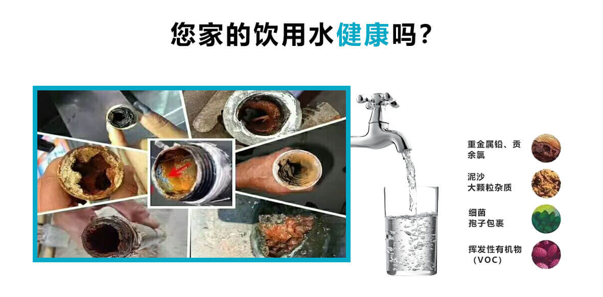 家庭水管真的有那么脏吗