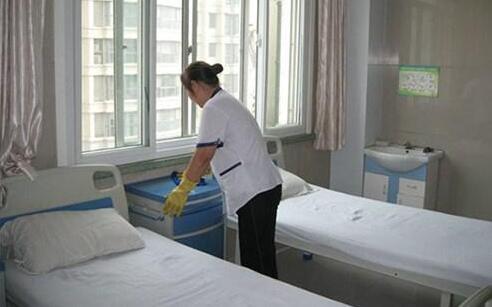 重庆医院保洁