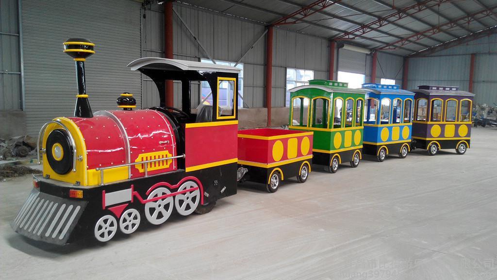 小火车游乐设备