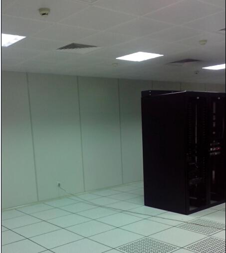 焊接式屏蔽机房