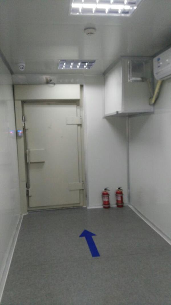 拼装式(可拆卸式)屏蔽室