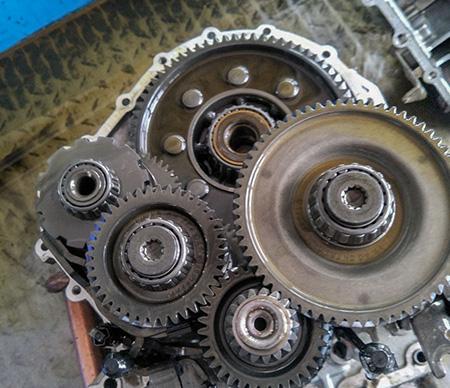 大小齿轮制造维修拆装厂家