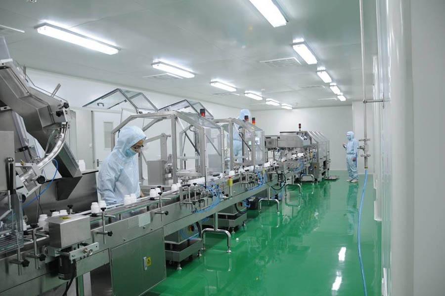 食品加工厂净化工程案例