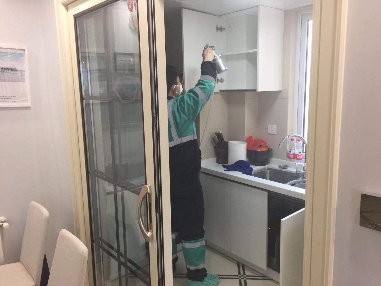 东原晴天见室内空气治理