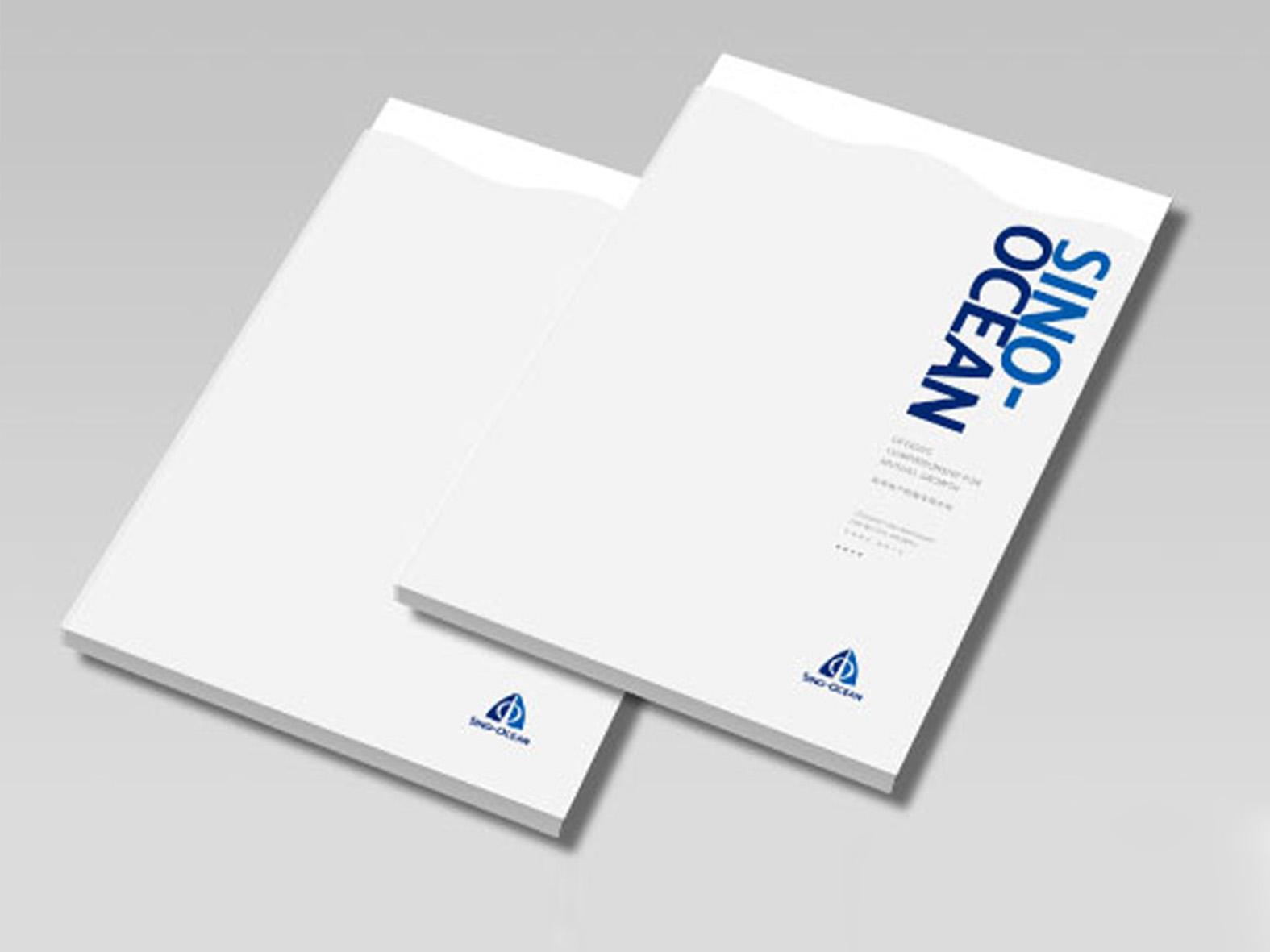膠裝畫冊印刷