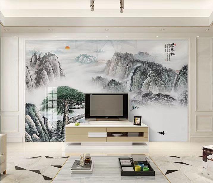 白银电视墙