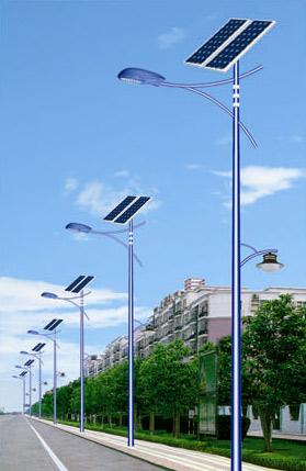 甘肅5-12米太陽能路燈廠家