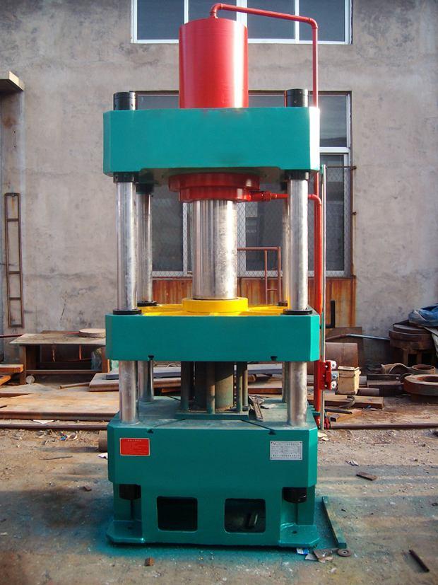 液压油的冷却系统