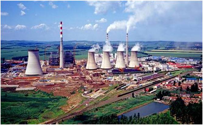双鸭山电厂加固工程