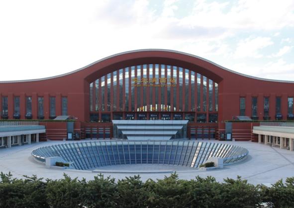哈尔滨西站加固工程