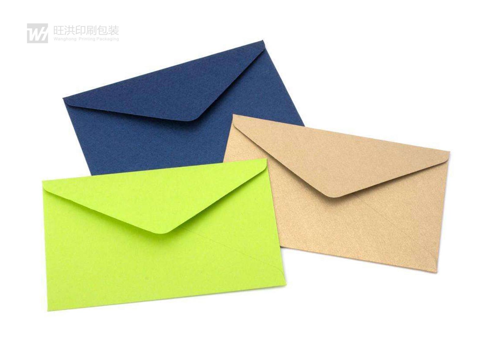 藝術紙燙金信封