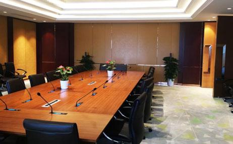 南宁会议室声学设计