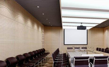 南寧會議室聲學設計