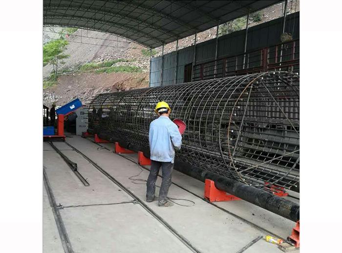 福建钢筋滚笼机