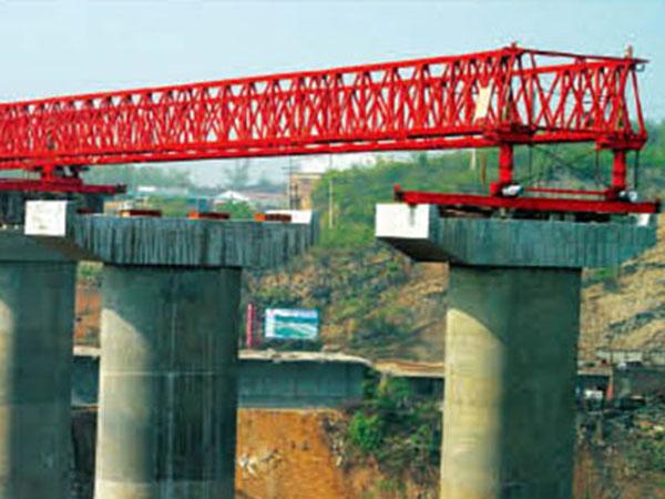 哈尔滨架桥机