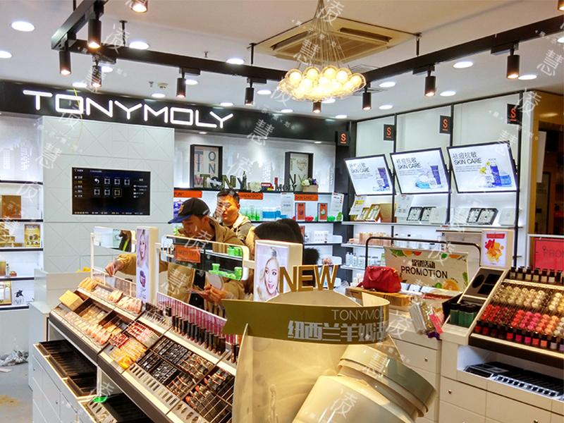 化妆品展示柜厂家