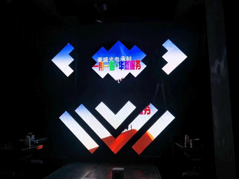 厦门LED异形屏