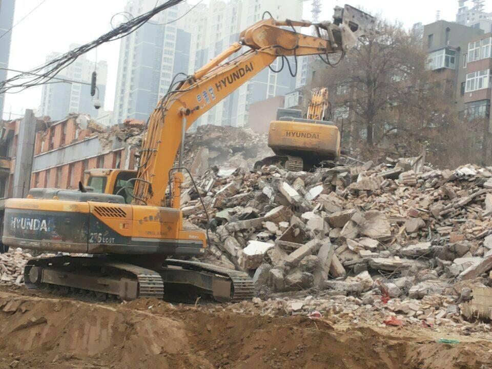 河北房屋拆除