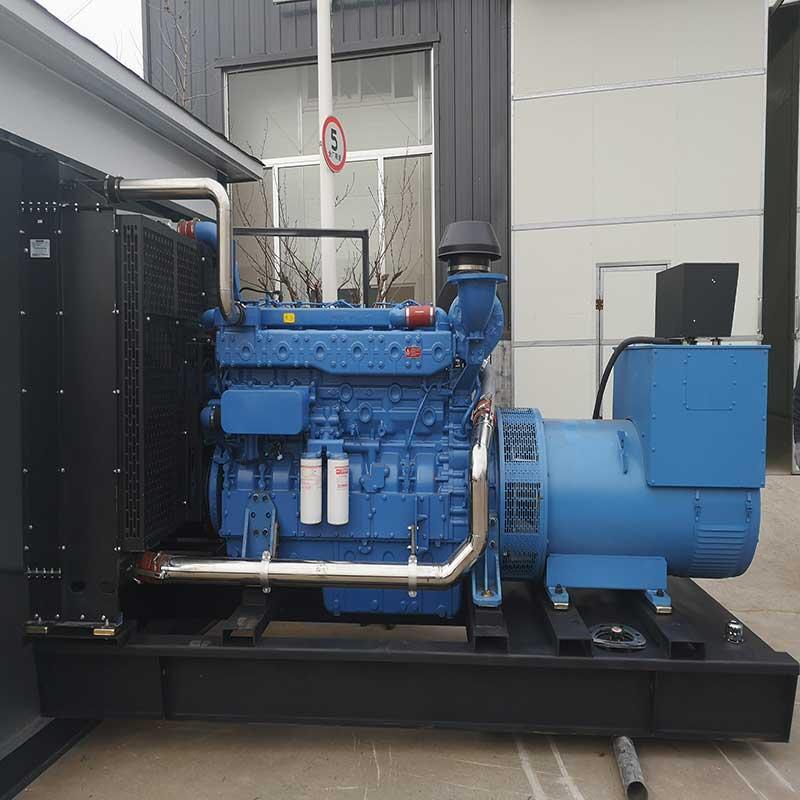 600KW国三柴油发电机组