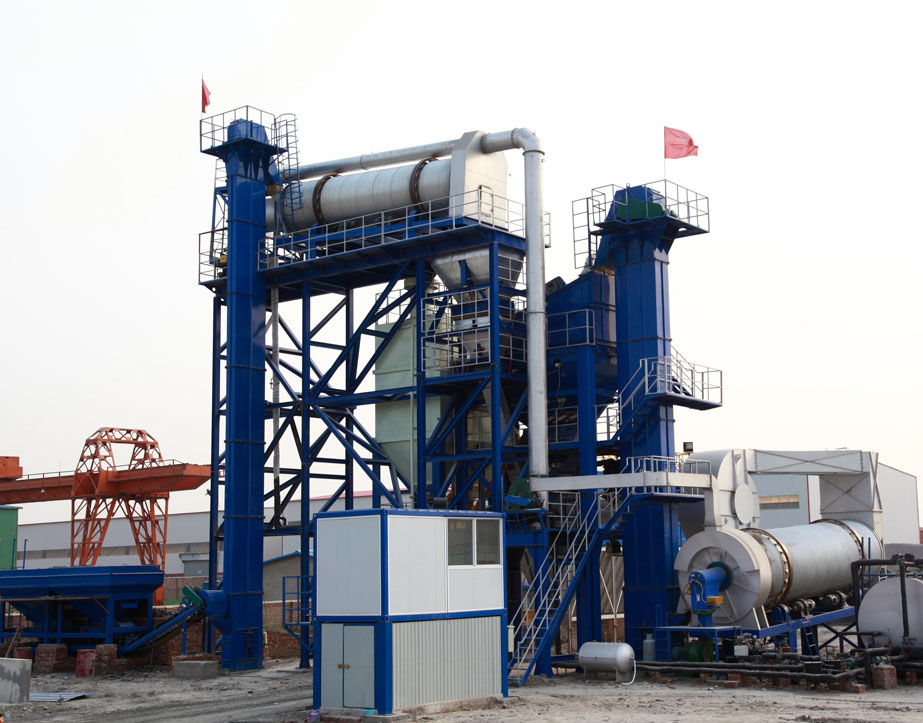 Asphalt Mixture Recycling Plant
