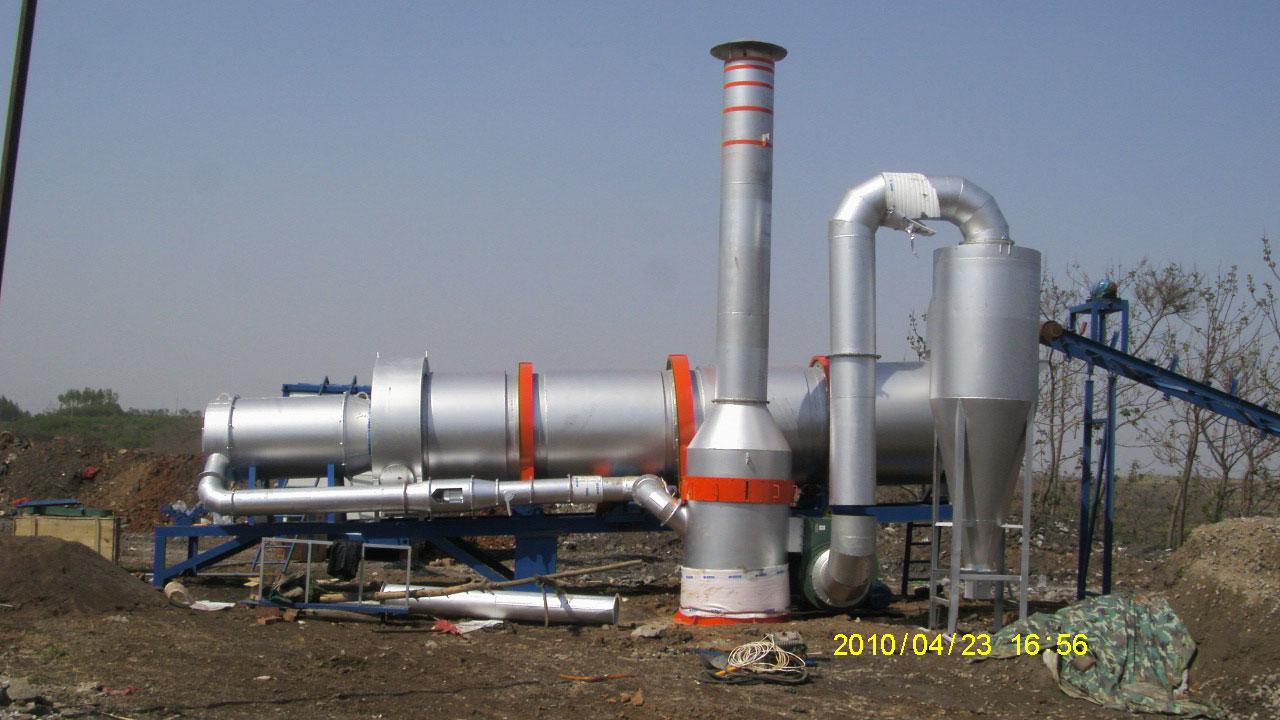 Asphalt Mixture Recycling Plant